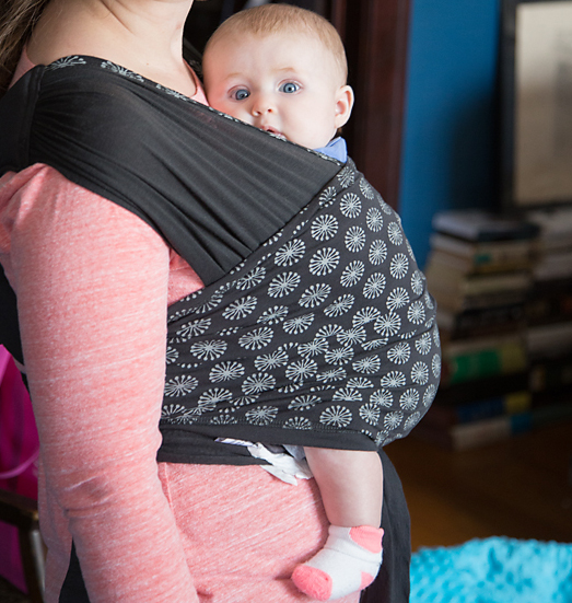 Infantino Together Pull On Knit Carrier Greater St